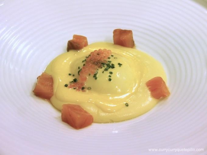 Huevos a la benedictine