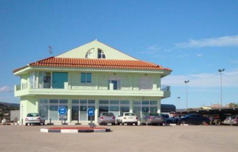 El edificio donde se aloja el restaurante Domenech.