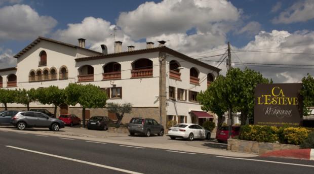 Restaurante Ca L'Esteve en Castellbisbal.