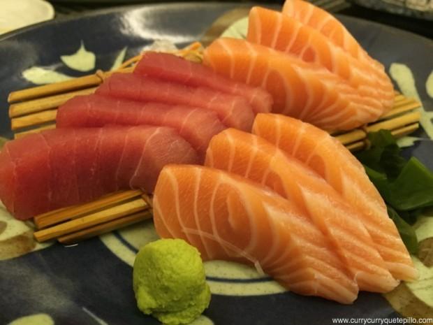 Sashimi de La Cuina de L'Uribou