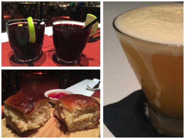Bebidas en Tanta Barcelona