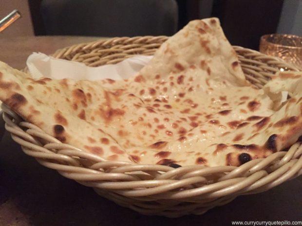Pan naan. Surya Muntaner.