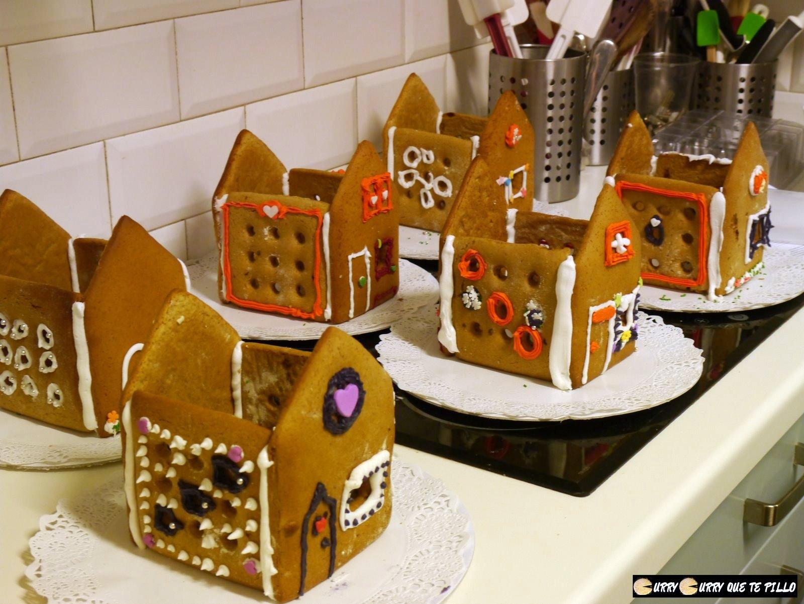 Taller de navidad en lolita bakery currycurryquetepillo for Casa jengibre